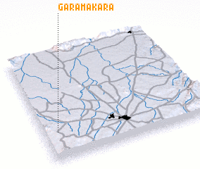 3d view of Ga-Ramakara