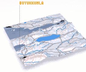 3d view of Büyükkumla