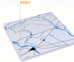 3d view of Osovy