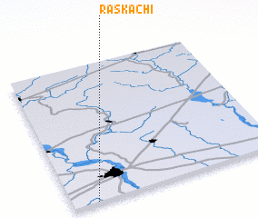 3d view of Raskachi