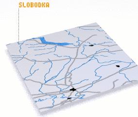 3d view of Slobodka