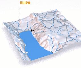 3d view of Uvira