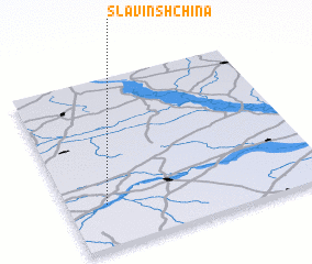 3d view of Slavinshchina
