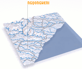 3d view of Ngqongweni