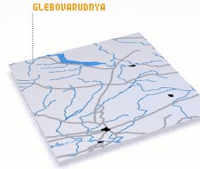 3d view of Glebova Rudnya