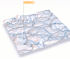3d view of Küreci