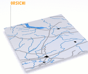 3d view of Orsichi