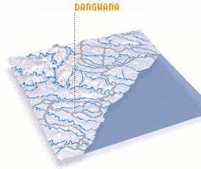 3d view of Dangwana