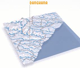 3d view of Dangwana