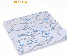 3d view of Khanëvo