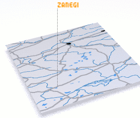 3d view of Zanegi
