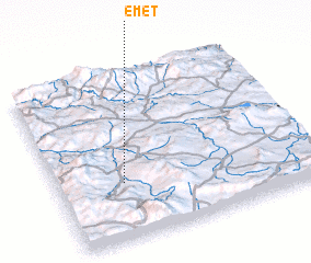 3d view of Emet