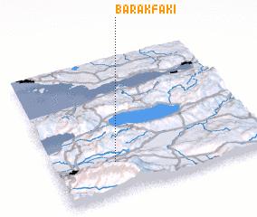 3d view of Barakfakı