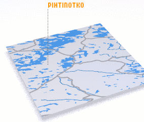 3d view of Pihtinotko