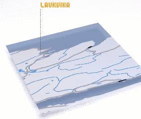 3d view of Laukvika