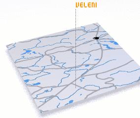3d view of Veleni