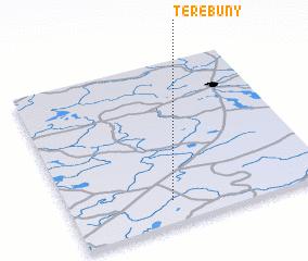 3d view of Terebuny