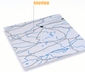 3d view of Novinka