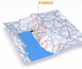 3d view of Nyamuzi