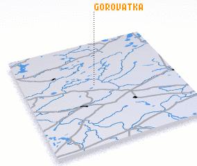 3d view of Gorovatka