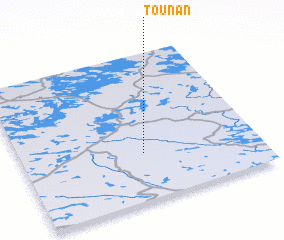 3d view of Tounan