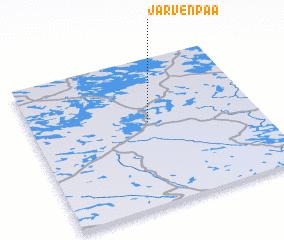 Jrvenp Finland map nonanet