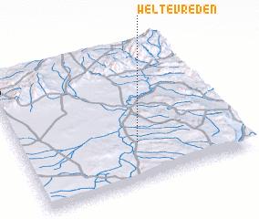 3d view of Weltevreden