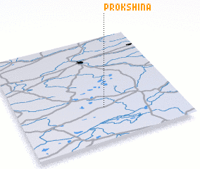 3d view of Prokshina