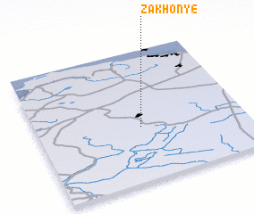 3d view of Zakhon\