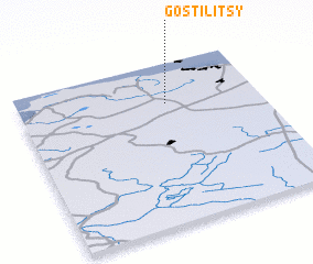 3d view of Gostilitsy