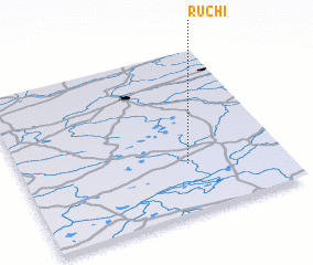 3d view of Ruch\