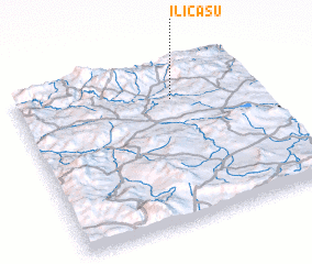3d view of Ilıcasu