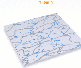3d view of Turovo