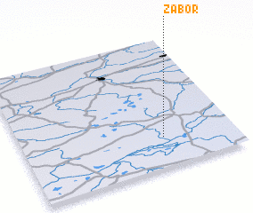 3d view of Zabor