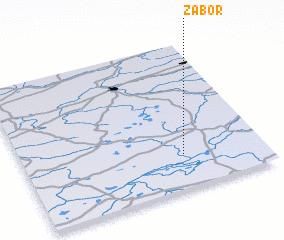 3d view of Zabor