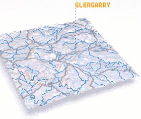 3d view of Glengarry