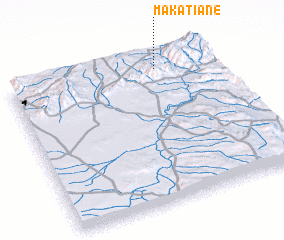 3d view of Makatiane