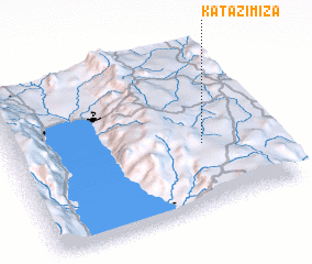 3d view of Katazimiza