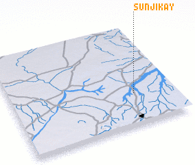 3d view of Sunjikāy