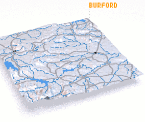 3d view of Burford
