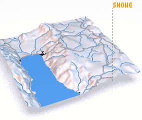 3d view of Showe