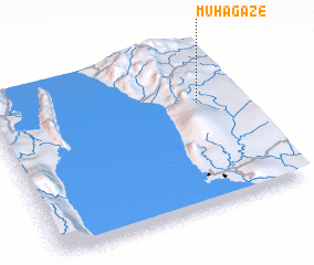 3d view of Muhagaze