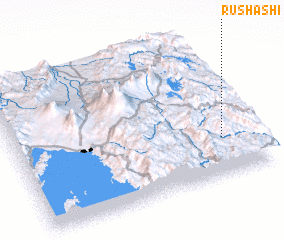 3d view of Rushashi
