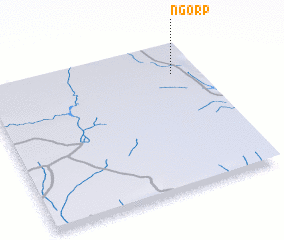 3d view of Ngorp