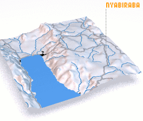 3d view of Nyabiraba