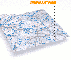 3d view of Sun Valley Farm