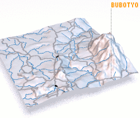 3d view of Bubotyo