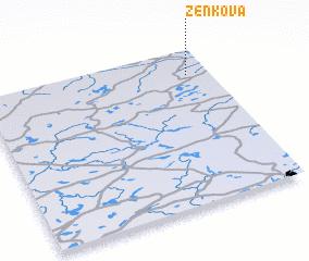 3d view of Zenkova