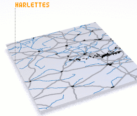 3d view of Harlettes