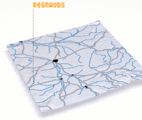 3d view of Regnauds